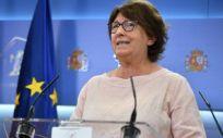 Rosa Medel, portavoz de Sanidad de Unidas Podemos (Foto: @Podemos)