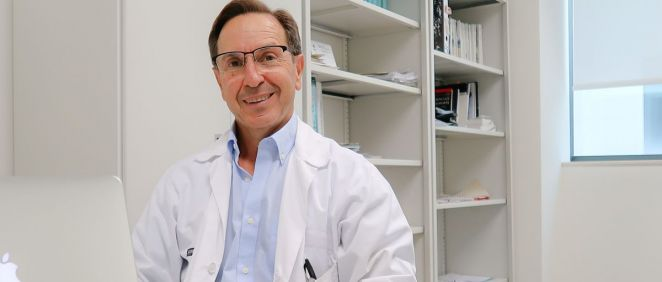 Álvaro Castellanos, presidente de la Sociedad Española de Medicina Intensiva, Crítica y Unidades Coronarias (Foto. SEMICYUC)
