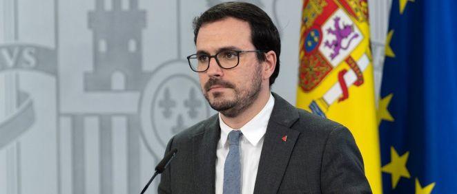 Alberto Garzón, ministro de Consumo (Foto: Pool Moncloa)