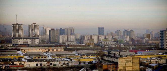 Ciudad contaminada. (Foto: Pixabay)