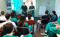 9ª edición del curso de cirugía oncológica dirigida a MIR de dermatología. (Foto: Departamento de Salud Alicante – Hospital General)