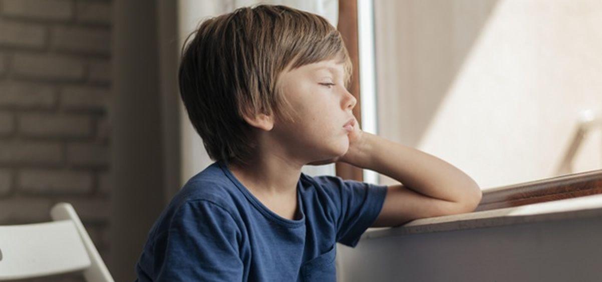 Entre un 2 y un 5% de los niños sufre TDAH. (Foto: Freepik)