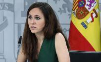 Ione Belarra, ministra de Derechos Sociales y Agenda 2030 (Foto: Pool Moncloa / Fernando Calvo)