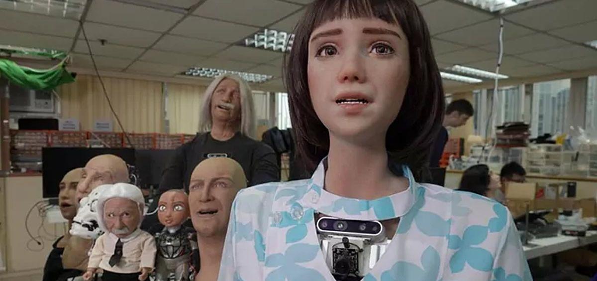 Así es Grace, la robot humanoide sanitaria para pacientes con Covid