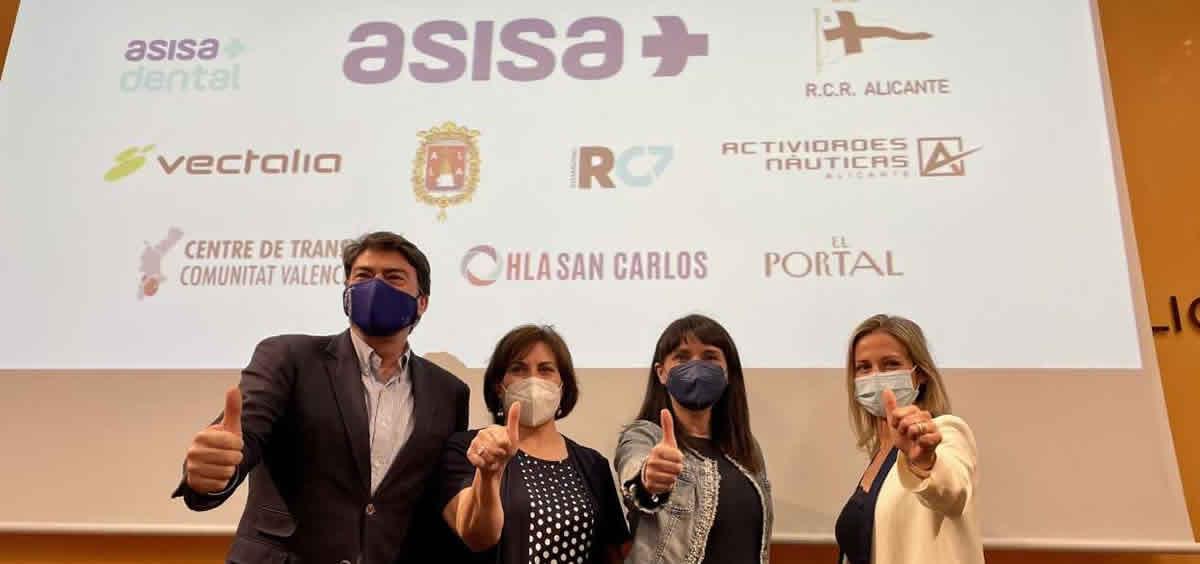 ASISA organiza una maratón en el Museo Arqueológico de Alicante para promover la donación de sangre. (Foto: ASISA)