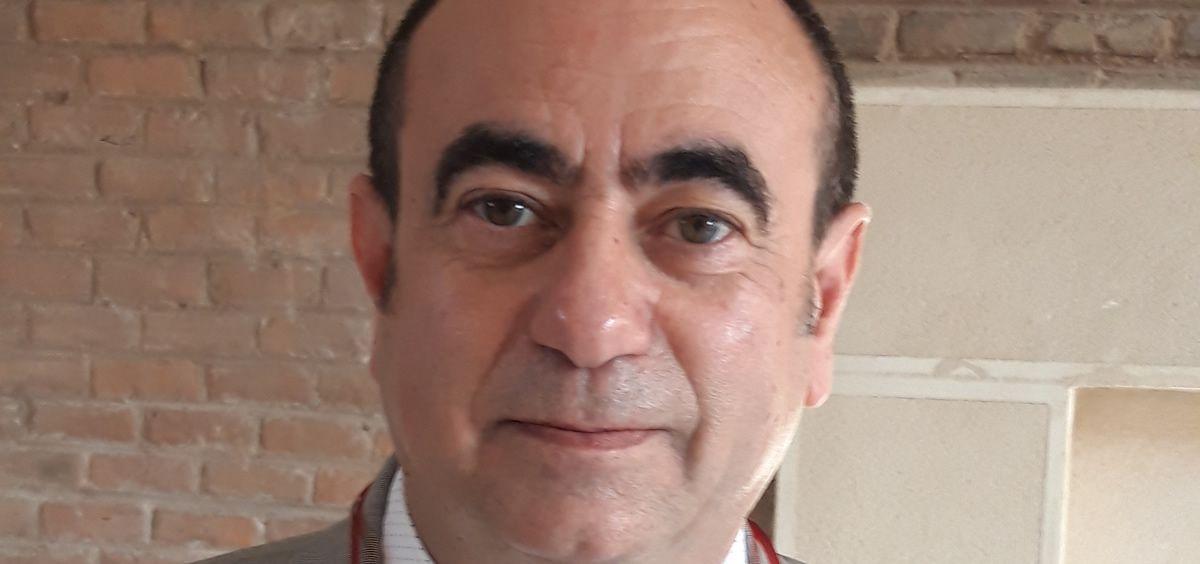 Dr. José Antonio Arranz Velasco (Foto. Junta de Castilla y León)