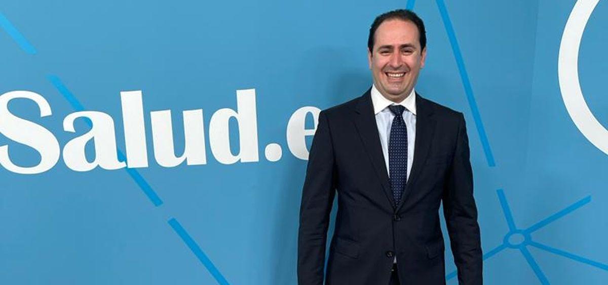 Manuel Castro, director general de Customimplants