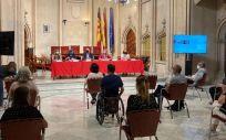 Reunión entre la Consejería de Salud de Baleares y las asociaciones de pacientes (Foto: I.Baleares)