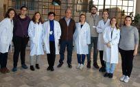 Investigadores del estudio. (Foto: Ciberisciii)