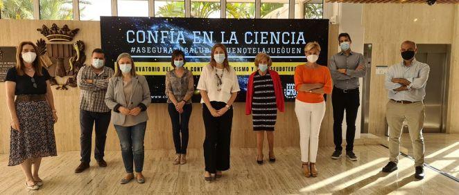 Presentación del proyecto (Foto. COMA)