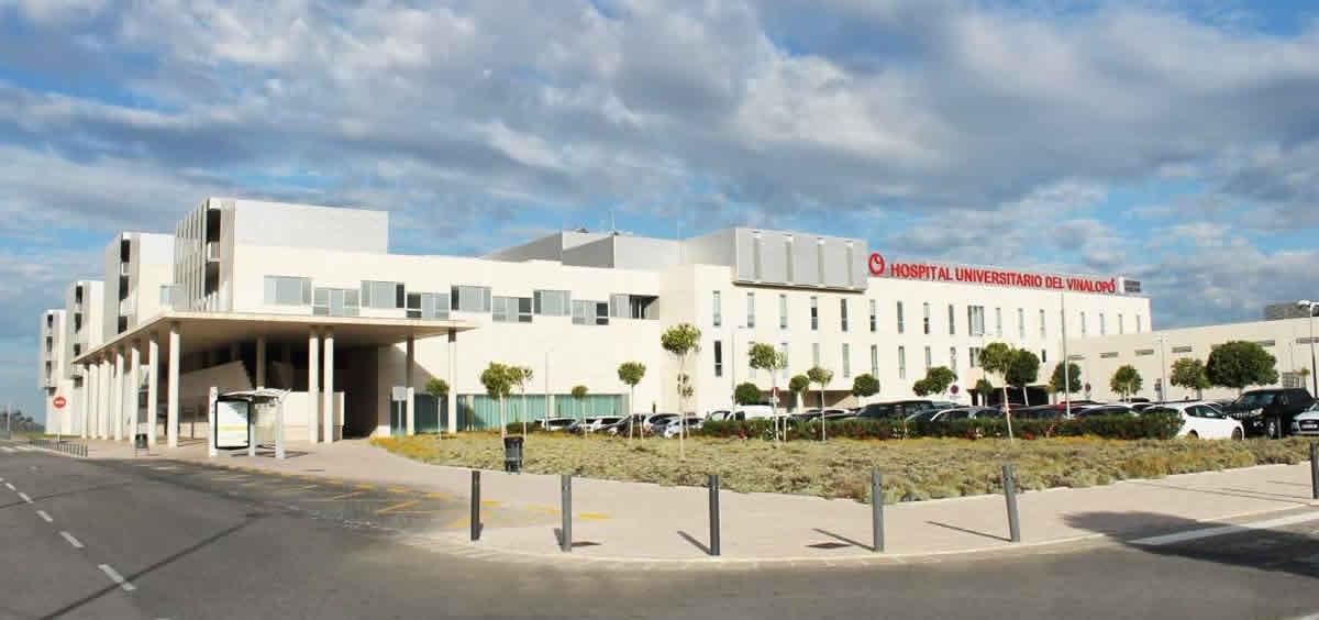 Hospital Universitario del Vinalopó. (Foto: Departamento de Salud del Vinalopó, Grupo Ribera)