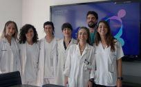 Investigadores del Instituto de Investigación Sanitaria incliva, participantes del ensayo internacional