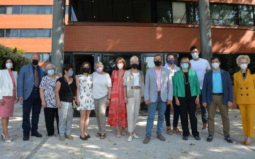 La candidatura 'Todas y todos A1' se impone en las elecciones del Consejo General de Enfermería