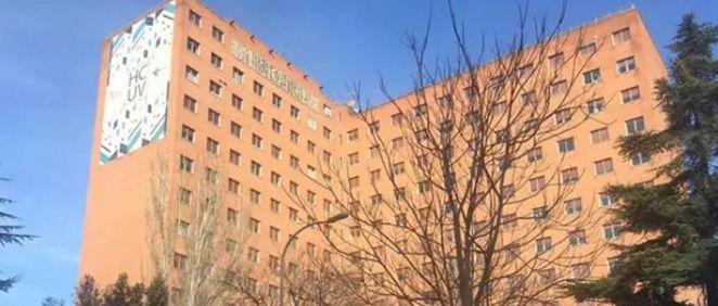 El Hospital Clínico Universitario de Valladolid (Foto. EP)