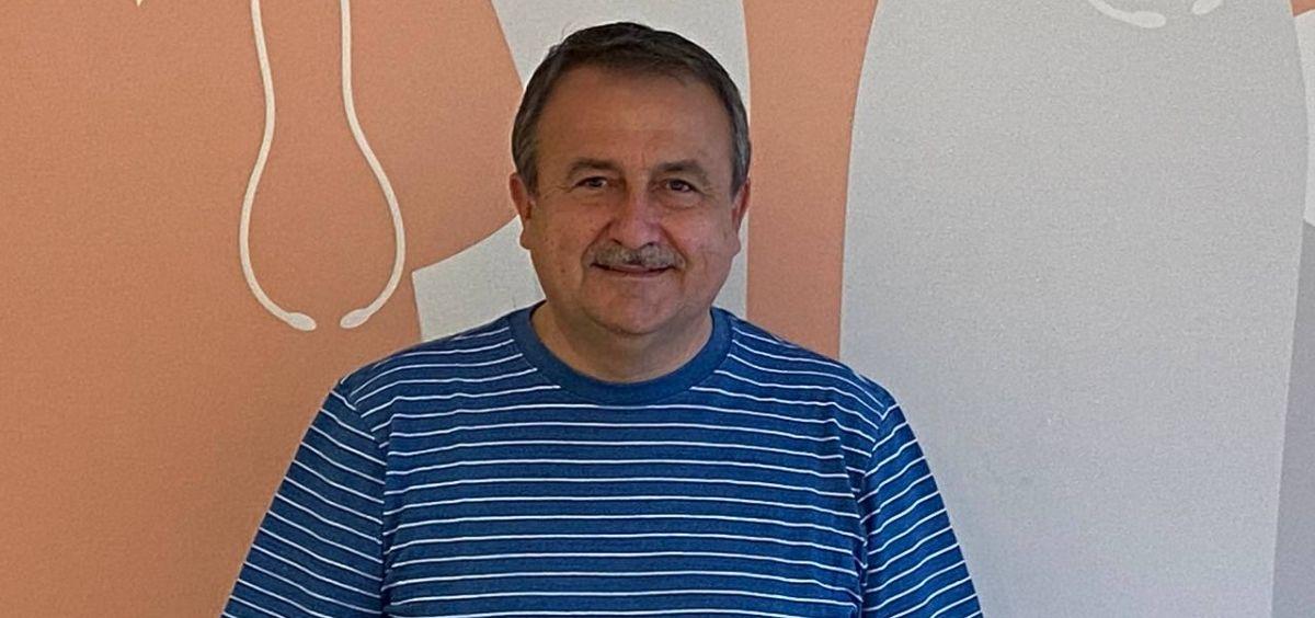 Humberto Muñoz Beltrán, secretario general de la Federación de Sanidad y Sectores Sociosanitarios de CCOO (Foto. CCOO)
