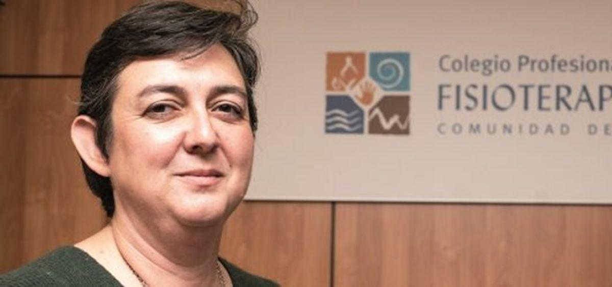 Aurora Araujo, decana del Cpfcm (Foto: Cpfcm)