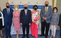 Nuevos miembros de la Comisión Ejecutiva (Foto. CGE)