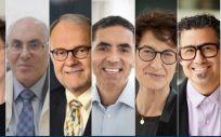 Ganadores del Premio Princesa de Asturias 2021 de investigación técnica y científica (Foto: FPA)