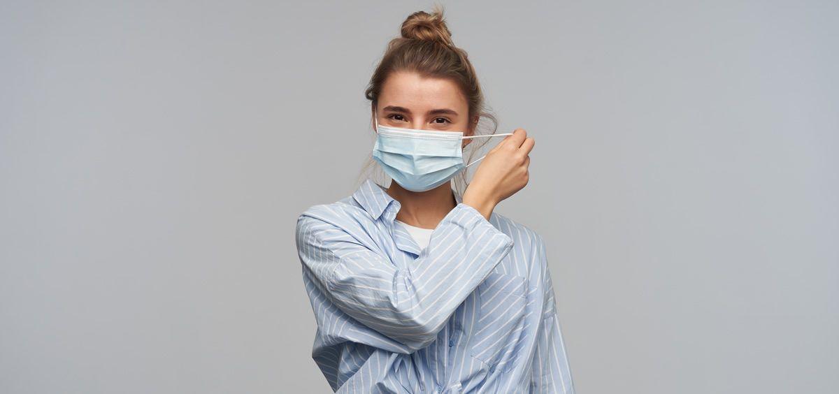 El uso de las mascarillas dispara las cirugías maxilofaciales con aumentos del 30% (Foto. Freepik)