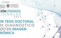 II Edición Premios a la Mejor Tesis Doctoral sobre Diagnóstico basado en Imagen y Genómica. (Foto Ascires Grupo Biomédico)