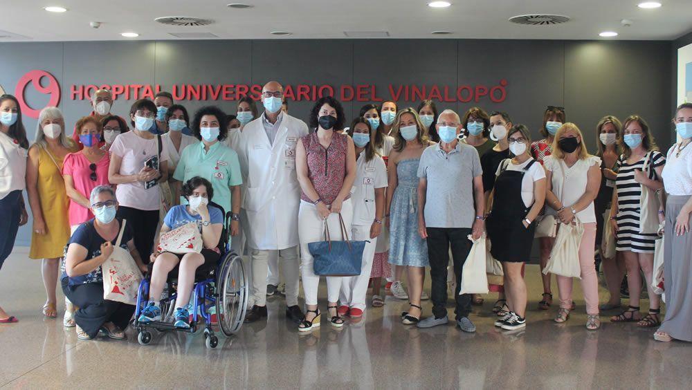 El Hospital del Vinalopó, con las personas con alzhéimer