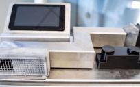 Dispositivo para detectar Sars CoV 2 en espacios cerrados desarrollado por el centro tecnológico ITENE (Foto. ITENE)