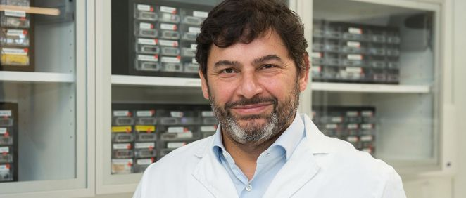 El Dr. Francesc Bosch ha participado en un estudio que determina la causa de la progresión de la leucemia linfocítica crónica (Foto. Vall d'Hebron