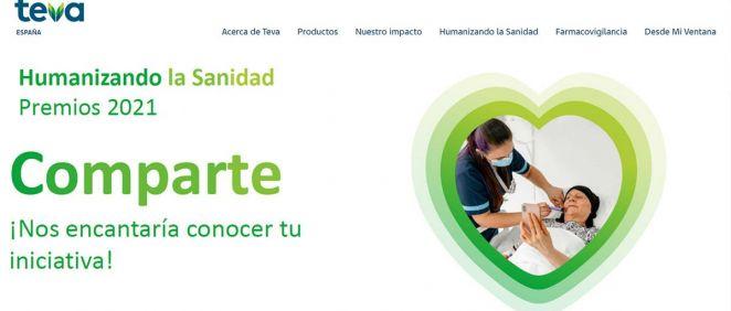 Premios Humanizando la Sanidad de Teva