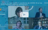 Un instante del ciclo de talleres realizado en las instalaciones de ConSalud TV