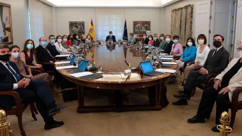 Reunión del Consejo de Ministros (Foto: Pool Moncloa)