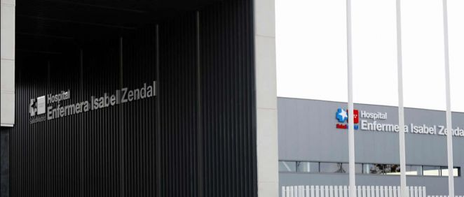 Fachada del Hospital Enfermera Isabel Zendal (Foto: Comunidad de Madrid)