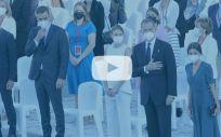 Acto de Homenaje de Estado a las víctimas de la Covid 19. (Foto: E. Parra. POOL - Europa Press / ConSalud.es)