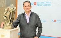 Miguel Holgado, investigador del Hospital Clínico San Carlos y desarrollador de un diagnósitco más completo para la Covid 19 (Foto. Comunidad de Madrid)