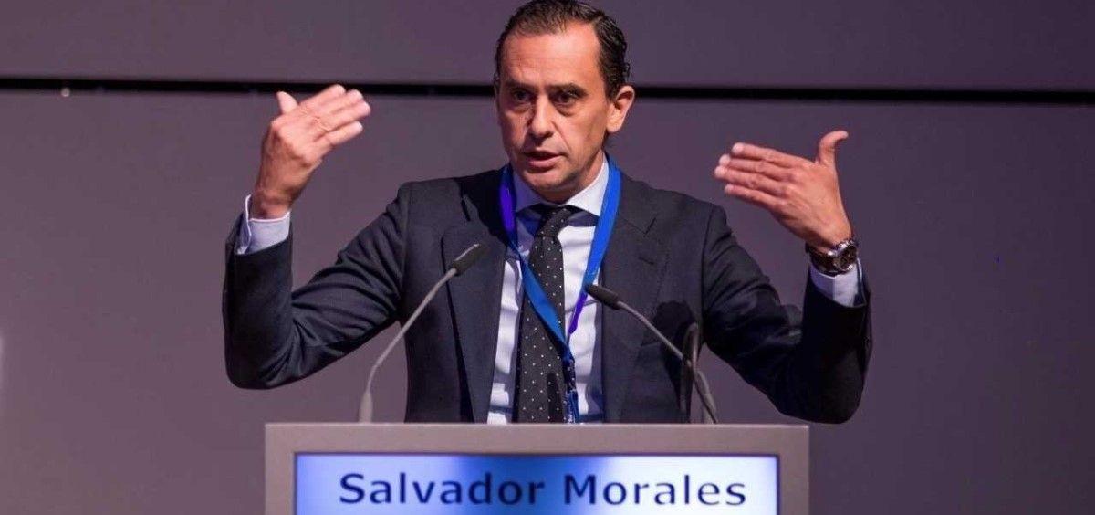 Dr. Salvador Morales Conde, nuevo presidente de la European Association for Endoscopy Surgery. (Foto. Asociación Española de Cirujanos)