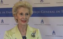 Dra. Pilar Fernández, vicepresidenta del Consejo General de Enfermería. (Foto. Consejo General de Enfermería)