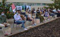 El Hospital de Torrejón recibe a los residentes MIR y EIR de 2021. (Foto. Hospital Universitario de Torrejón)