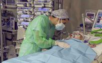 El Marañón desarrolla un tratamiento celular pionero para evitar el rechazo de trasplante en menores (Foto. Gregorio Marañón)