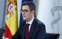 Félix Bolaños, ministro de Presidencia, Relaciones con las Cortes y Memoria Democrática (Foto: Pool Moncloa / Fernando Calvo)