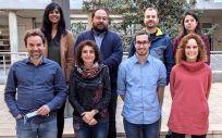 Imagen del grupo de Nutrición y Enfermedades Metabólicas (NuMeD) de la Universitat Rovira i Virgili (Foto. URV)