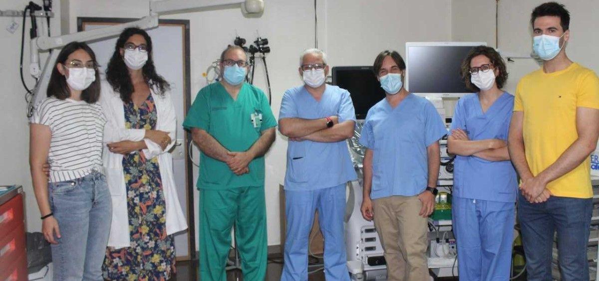 Unidad Biliopancreática del Hospital General de Alicante. (Foto. Hospital General de Alicante)