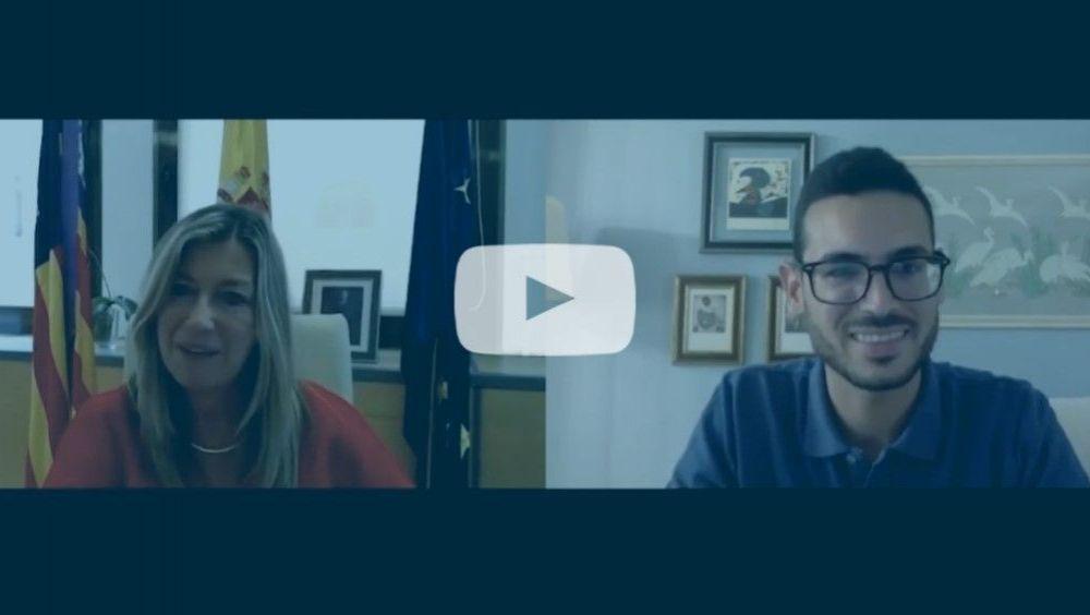 Entrevista ConSalud TV a Patricia Gómez, consellera de Salud de Baleares (Foto: ConSalud TV)