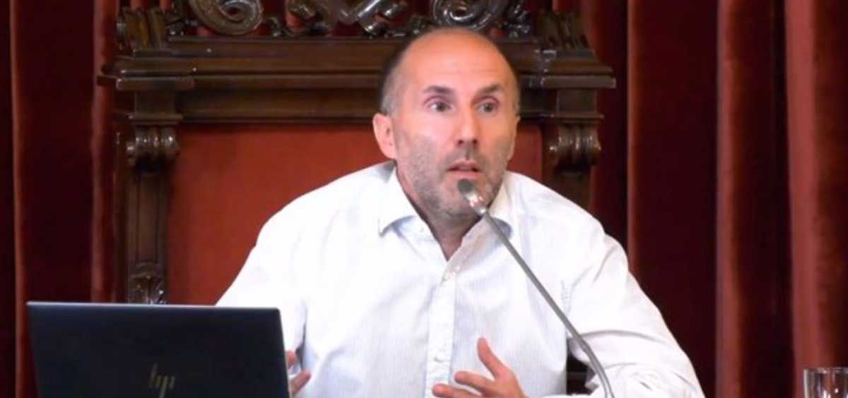 El alcalde de Orense, Gonzalo Pérez Jacomé (Foto. EP)