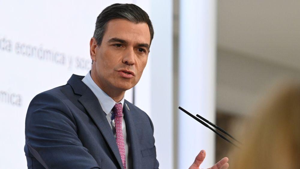 El presidente del Gobierno, Pedro Sánchez (Foto: Pool Moncloa / Borja Puig de la Bellacasa)