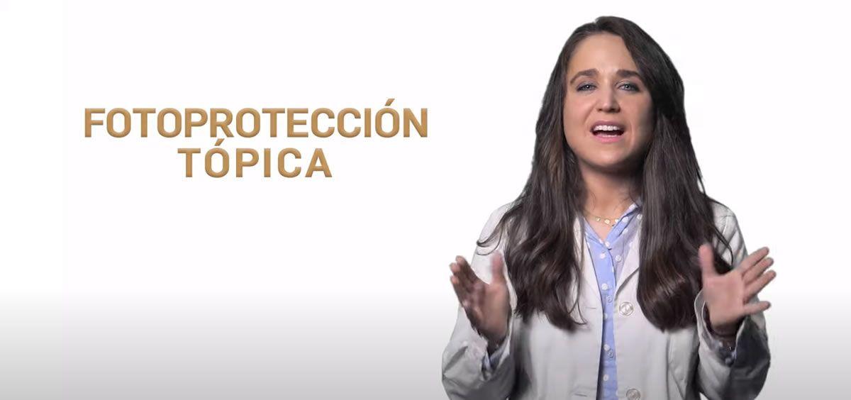 Teresa Pardo, experta en Dermofarmacia, habla sobre la fotoprotección tópica