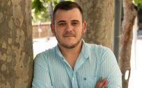 Ángel Benegas Orrego, presidente del Consejo Estatal de Estudiantes de Medicina (Foto. Ángel Benegas)