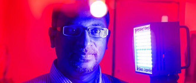 La fototerapia ayuda a que las lesiones por quemaduras se curen más rápido (Foto. DOUGLAS LEVERE)