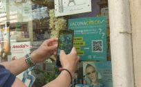 #Vacunacheck, proyecto de las farmacias españolas contra los bulos sobre la Covid 19