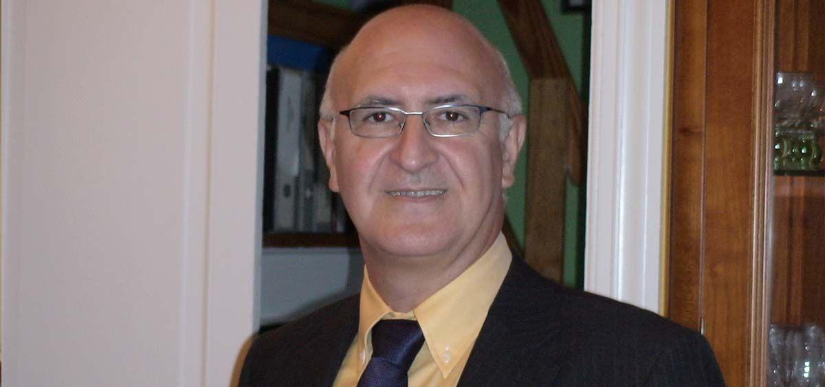 Antonio Cano Vindel, presidente de la Sociedad Española para Estudios de la Ansiedad y el Estrés (Foto. UCM)