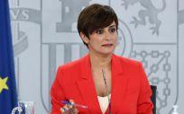 Isabel Rodríguez, ministra de Política Territorial y portavoz del Gobierno (Foto: Pool Moncloa / Fernando Calvo)