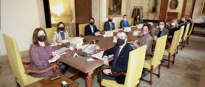 El Consell del Govern Balear aprueba la modificación del Plan de Medidas Covid 19 (Foto. Gobierno de Islas Baleares)